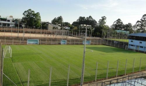 Campos de Futebol Sete e Quadras de Areia